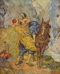 Good Samaritan by Vincent van Gogh